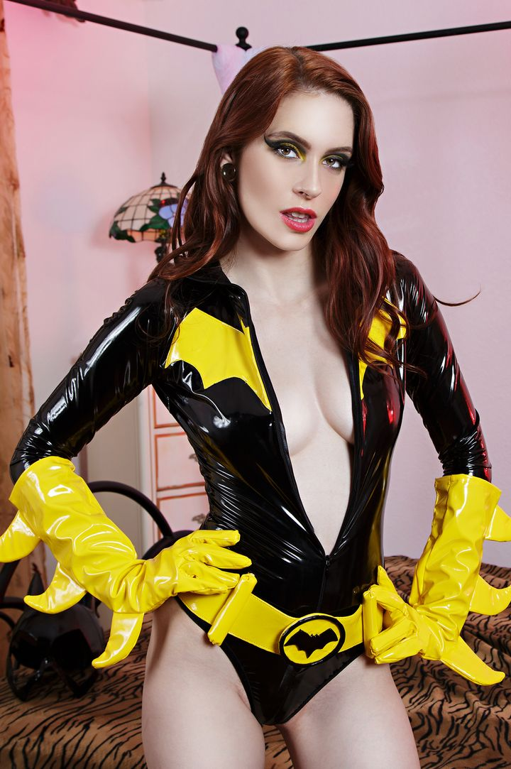 Anna Deville's VR Porn Videos