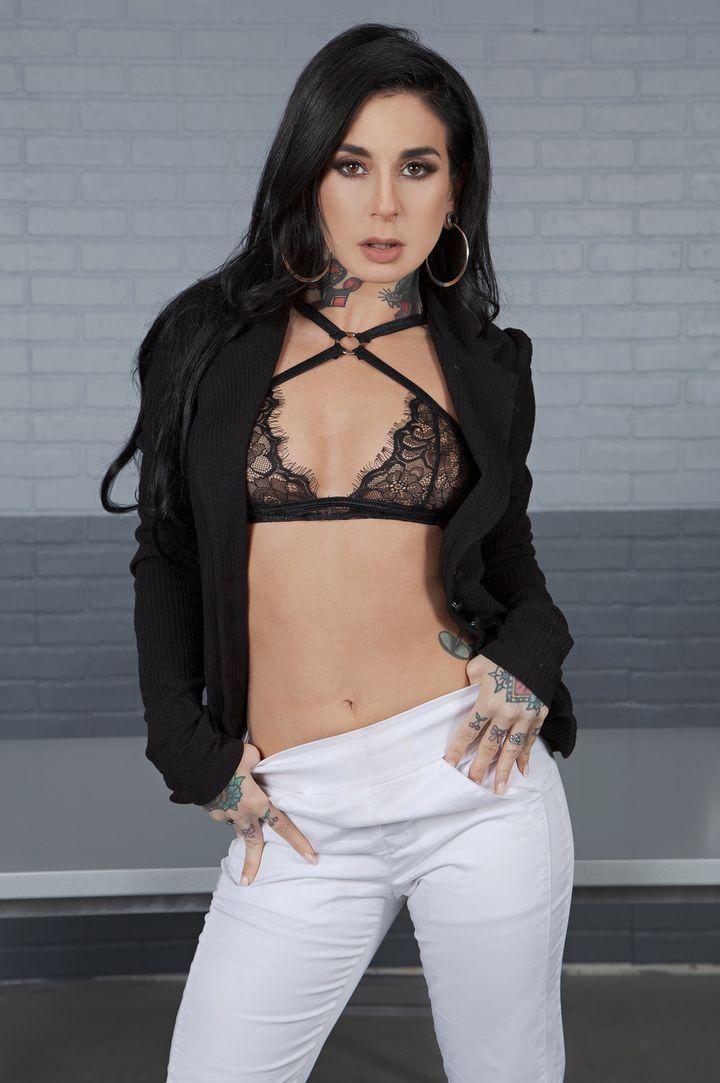 Joanna Angel's VR Porn Videos