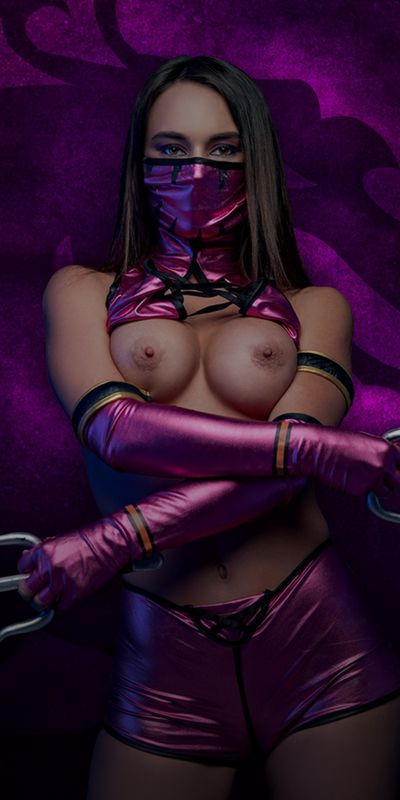 mortalCombatMileena