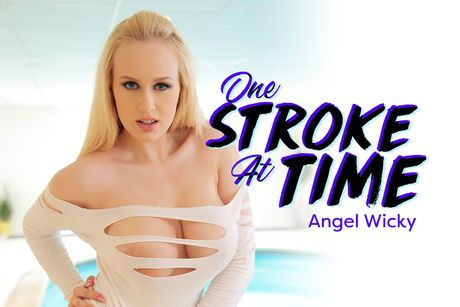 One Stroke At a Time VR Porn Video