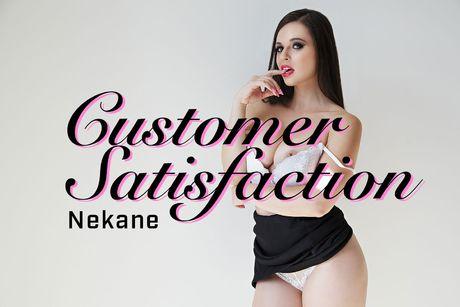 Customer Satisfaction VR Porn Video