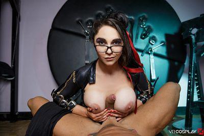 Bayonetta A XXX Parody VR Porn Video