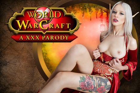WOW A XXX Parody VR Porn Video