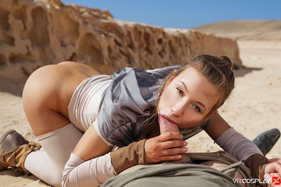 Star Wars A XXX Parody VR Porn Video