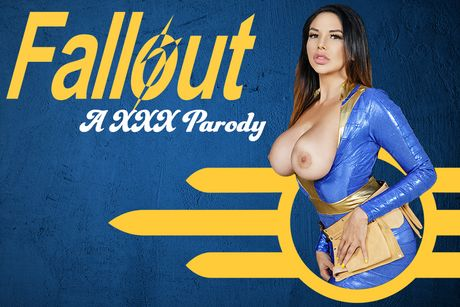 Fallout A XXX Parody VR Porn Video