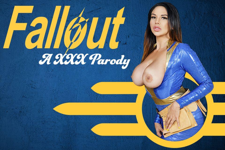Fallout A XXX Parody VR Porn Video