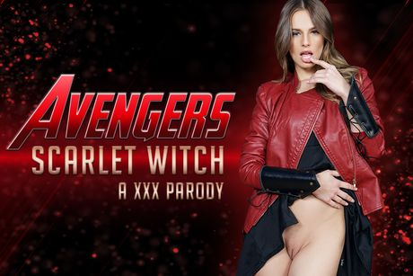 Avengers: Scarlet Witch A XXX Parody VR Porn Video