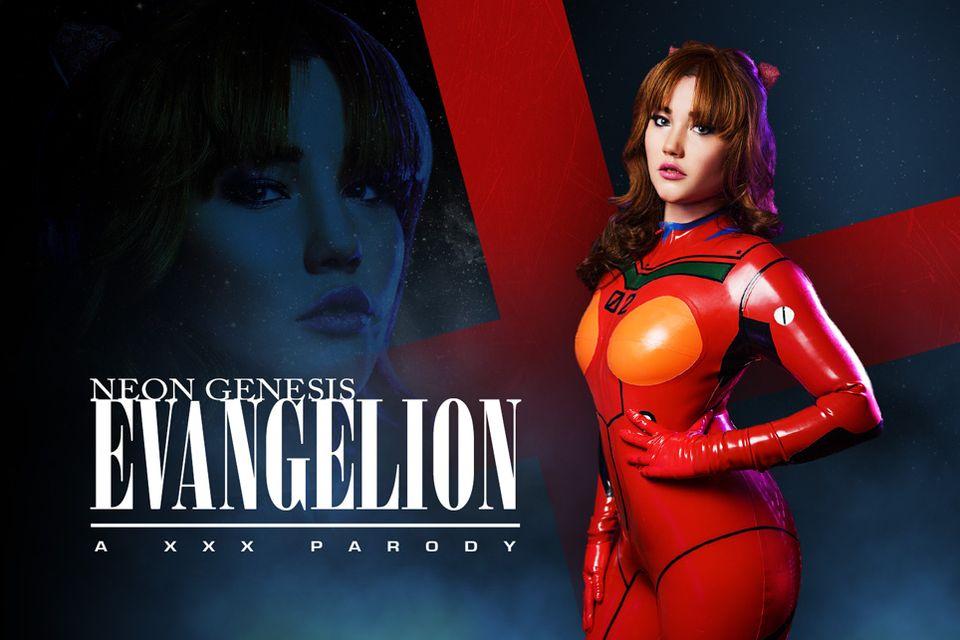 Evangelion A XXX Parody VR Porn Video
