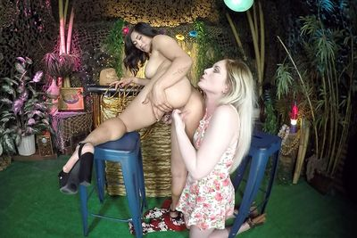 First Date VR Porn Video
