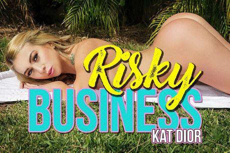 Risky Business VR Porn Video