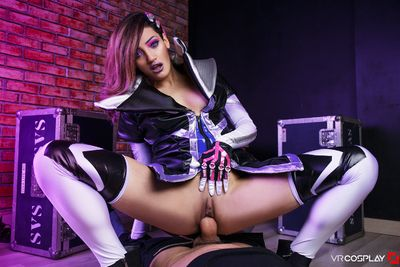 Overwatch: Sombra A XXX Parody VR Porn Video