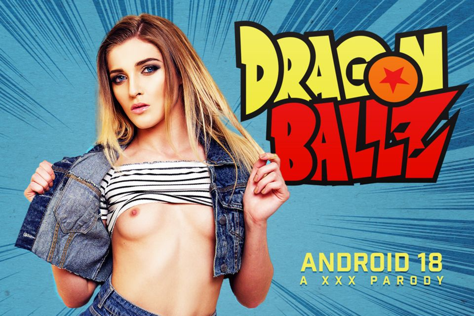 C18 A XXX Dragon Ball Z Parody VR Porn Video