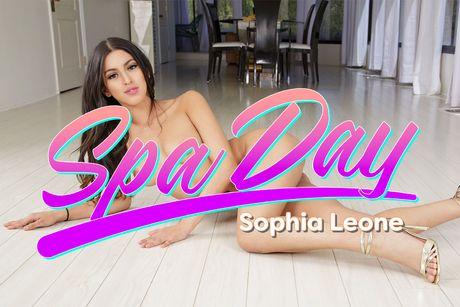 Spa Day VR Porn Video
