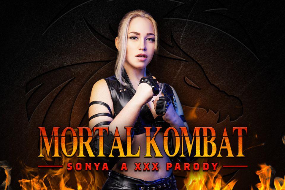 Mortal Kombat: Sonya A XXX Parody VR Porn Video