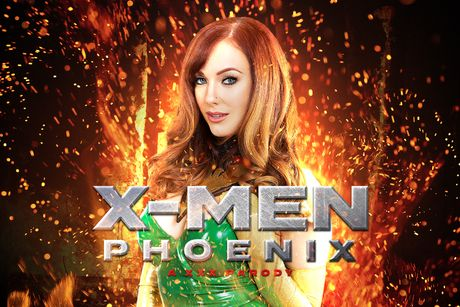X-Men Phoenix A XXX Parody VR Porn Video