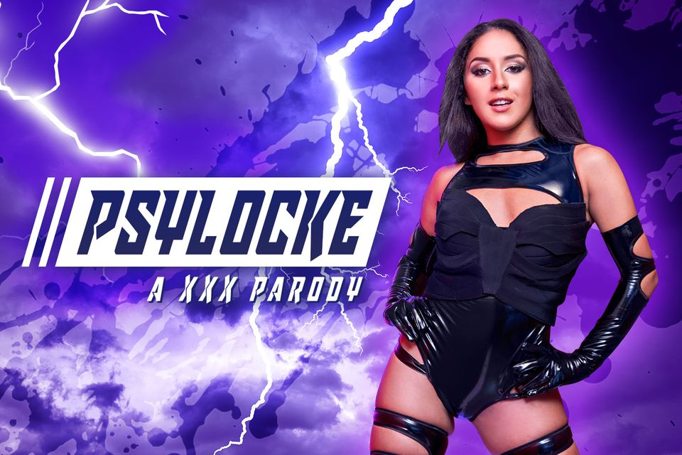 X-Men: Psylocke A XXX Parody VR Porn Video