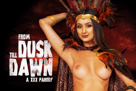 From Dusk Till Dawn A XXX Parody VR Porn Video