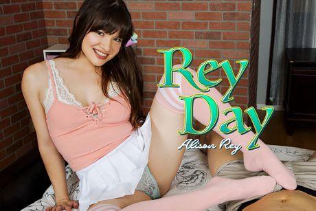 Rey Day VR Porn Video