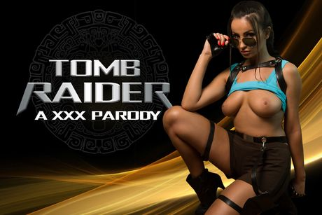 Tomb Raider A XXX Parody VR Porn Video