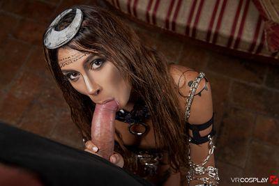 The Enchantress A XXX Parody VR Porn Video