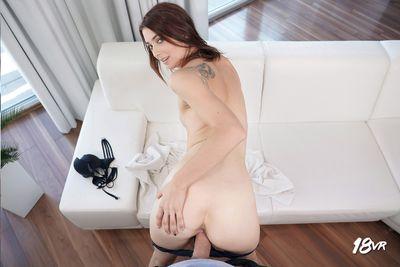 Pool Shock VR Porn Video