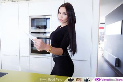 Classy Girl VR Porn Video