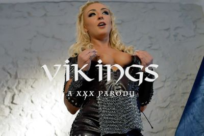 Vikings A XXX Parody VR Porn Video