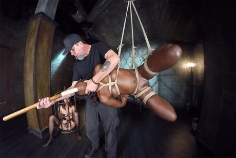 Papal Bondage Confessions VR Porn Video