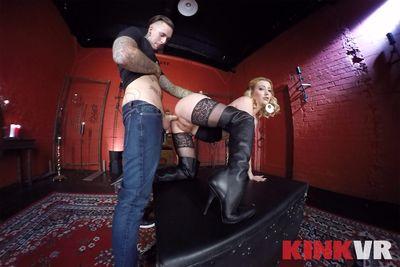 Cherry's Punishment VR Porn Video