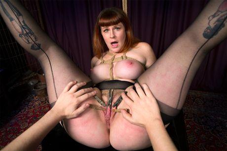 Barbaric Torment VR Porn Video
