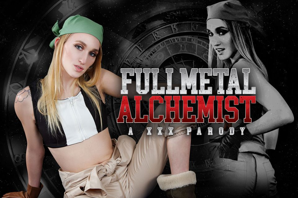 Full Metal Alchemist A XXX Parody VR Porn Video