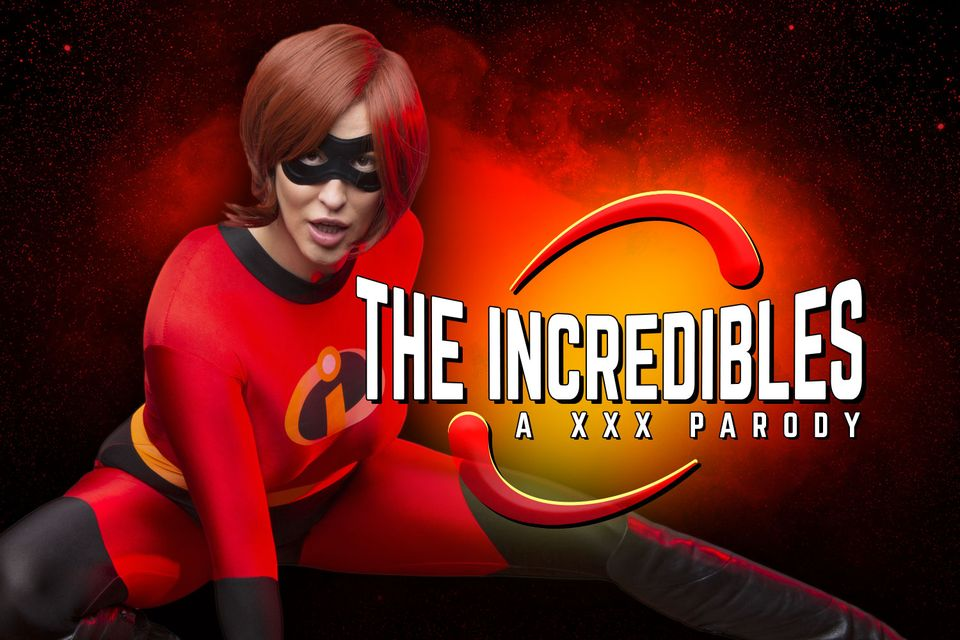 The Incredibles A XXX Parody VR Porn Video