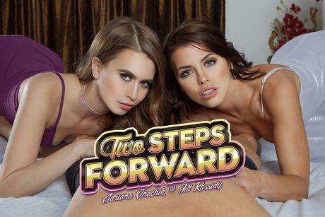 Two Steps Forward VR Porn Video