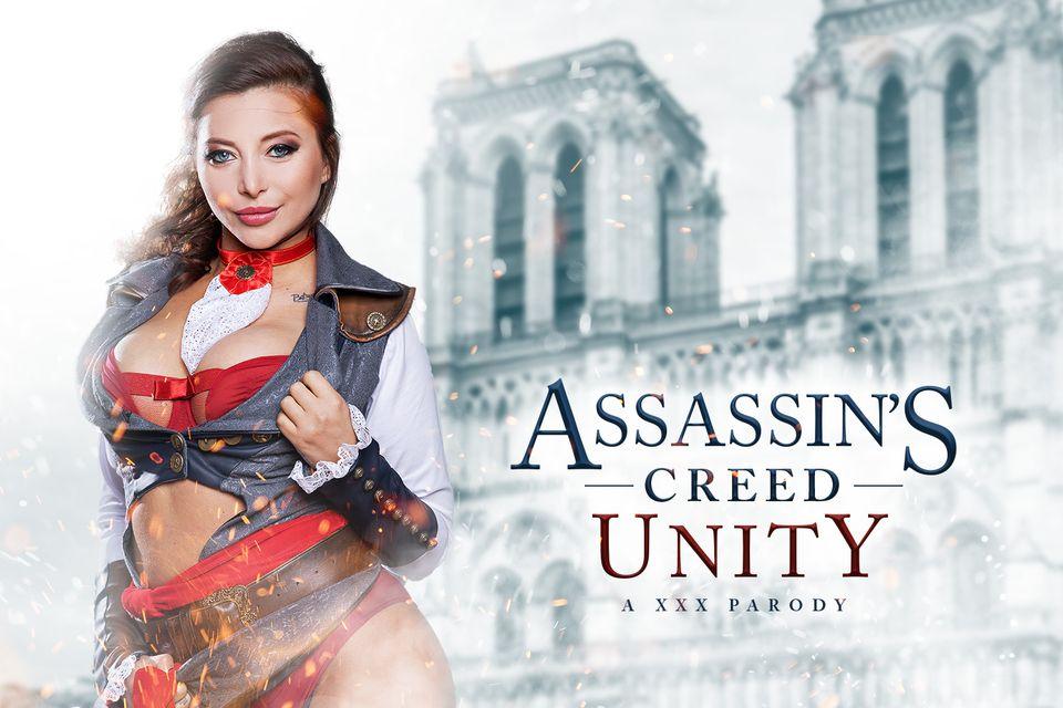 Assassins Creed: Unity A XXX Parody VR Porn Video