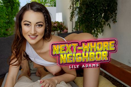 Next-Whore Neighbor VR Porn Video
