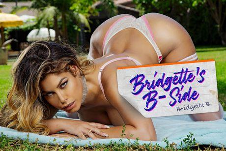 Bridgette's B-Side VR Porn Video