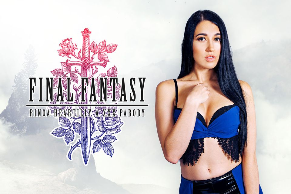 Final Fantasy: Rinoa Heartilly A XXX Parody VR Porn Video