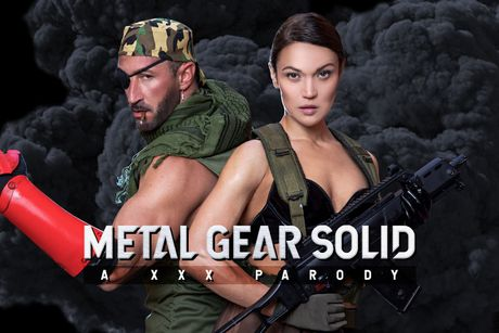 Metal Gear Solid A XXX Parody VR Porn Video