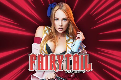 Fairy Tail A XXX Parody VR Porn Video