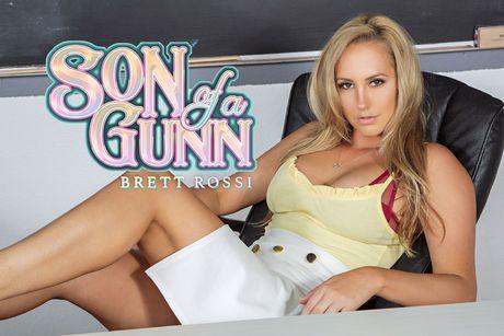 Son of a Gunn VR Porn Video