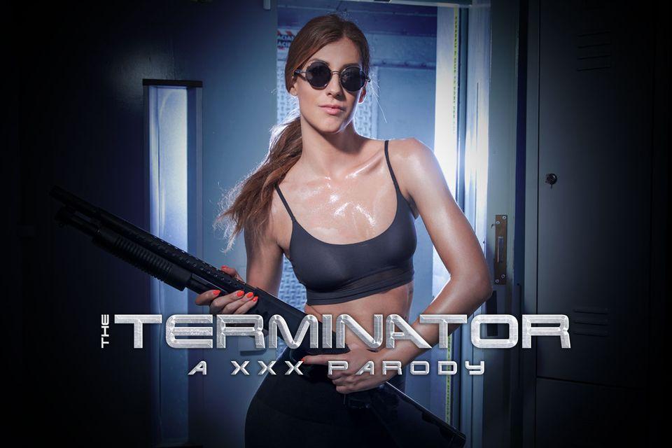 Terminator A XXX  Parody VR Porn Video