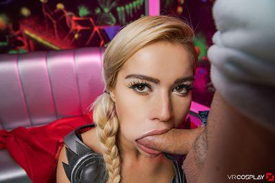 Thor A XXX Parody Gender Swap VR Porn Video