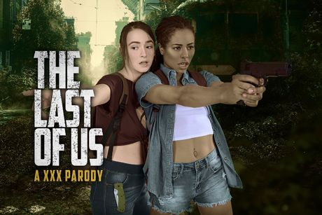 The Last of Us A XXX Parody VR Porn Video