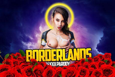 Borderlands: Angel A XXX Parody VR Porn Video
