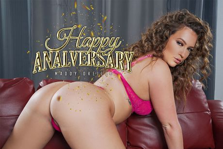 Happy Analversary VR Porn Video