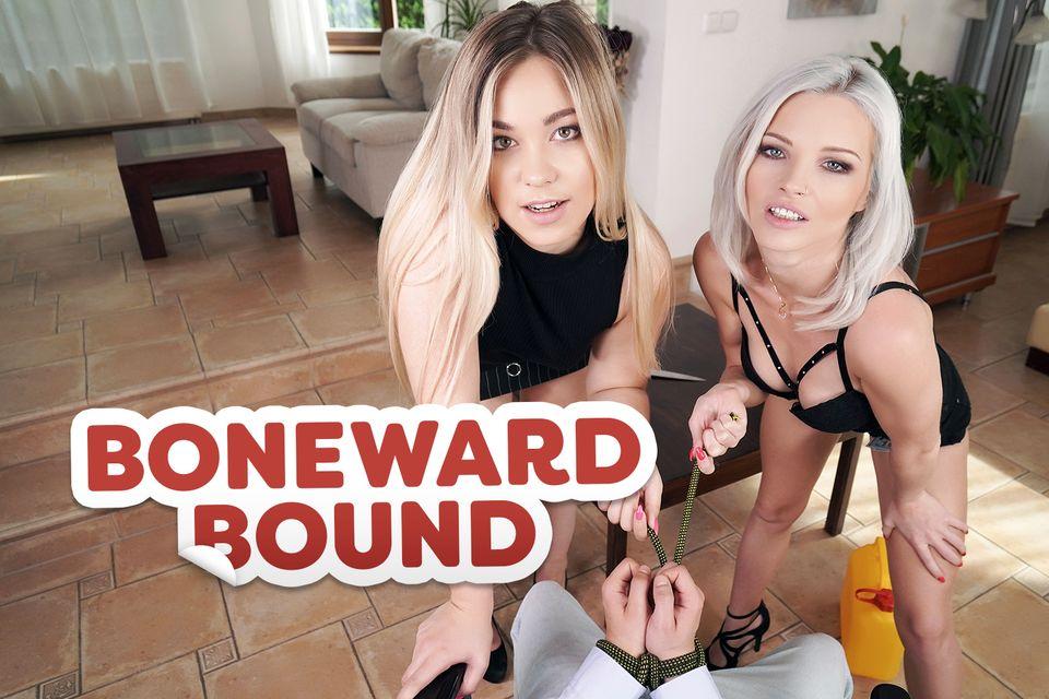 Boneward Bound VR Porn Video