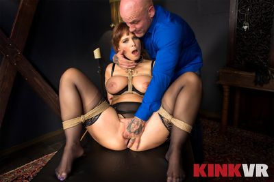 King of the Castle VR Porn Video