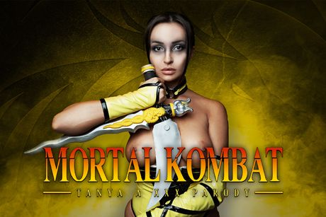 Mortal Kombat: Tanya A XXX Parody VR Porn Video