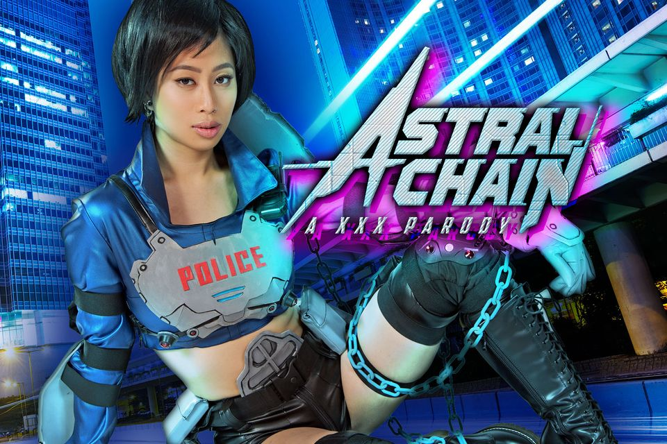 Astral Chain A XXX Parody VR Porn Video