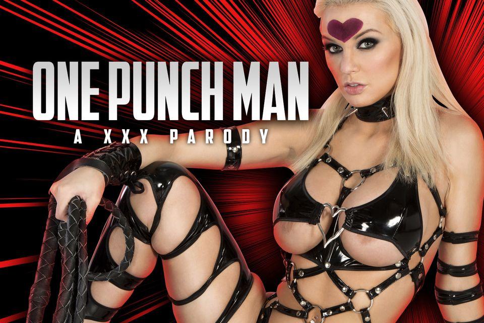 One Punch Man A XXX Parody VR Porn Video